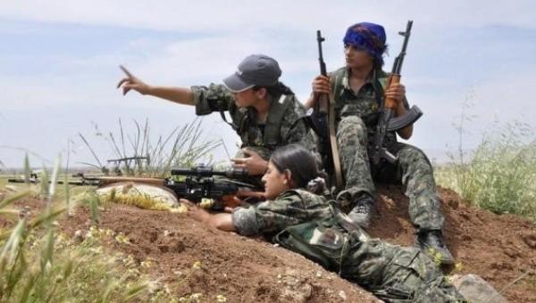 YPJ - Kadın Savunma Birlikleri