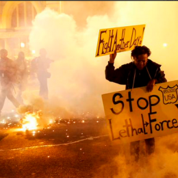 Ölümcül Göz Teması: Freddie Gray ve Baltimore Polisi