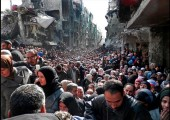 FHKC Yarmouk'ta IŞİD'e Karşı Tutum Alma Çağrısında Bulundu