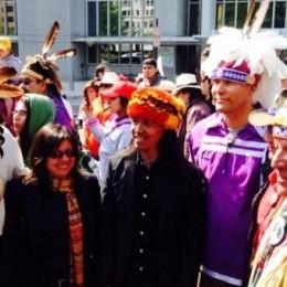 Kuzey ve Güney Amerika Yerli Halkları Chevron'la Mücadele İçin Birleşti