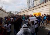 İsrail'de Siyah İsyan