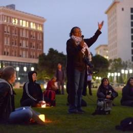 ABD: Gece Yürüyüşü Yasağına Karşı Yapılan Protestoda 5 Gözaltı