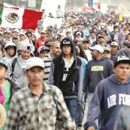 Meksika: San Quintinli İşçilere Polis Saldırısı