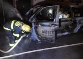Çek Cumhuriyeti: Devrimci Hücreler Ağı Polis Aracını Ateşe Verdi