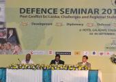 Sri Lanka: Savunma Semineri, Yükselen Küresel Tehditler Bağlamında Milli Güvenlik