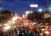 """Honduras: Yolsuzluk Karşıtı Eylem, """"Devlet Başkanı İstifa!"""""""