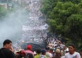 Nikaragua: 10.000'den Fazla Kişi Kanal Projesi'ne Karşı Yürüdü