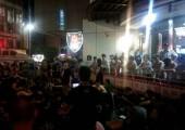 Tayvan: Halk Koreli İşçiler İçin Polis Karakolunu Kuşattı