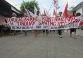 Filipinler: Sözleşmeli İşçilerin Mücadelesi