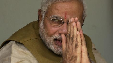 Hint siyasetinin sağ kanat mirasçısı Narendra Modi