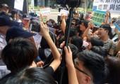 Fabrikaları Kapanan Koreli İşçiler Protesto İçin Geldikleri Tayvan'da Sınırdışı Edildiler