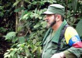 FARC'ın en yüksek düzeydeki komutanlarından Timochenko | Fotoğraf: EFE