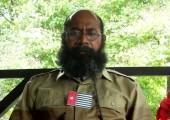 Batı Papua bağımsızlığı için mücadele eden eylemci Filep Karma.