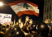 """Lübnan: """"Berbat Kokuyorsun"""" Protestoları Yeniden Başladı"""