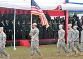 Asuncion'de ABD askeri yürüyüşü