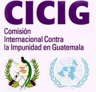 Guatemala Uluslararası Cezasızlık Komisyonu (CICIG)