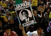 Japonya: Savaş Faturalarına Karşı 331 STK Açıklama Yaptı