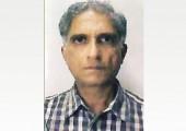 CPI (Maoist)'in Merkez Komite üyesi Sridhar Srinivasan