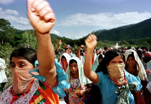 Zapatista Kadınları
