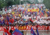 Birleşik Mücadele Deneyimleri: 1 Mayıs Hareketi (KMU), Filipinler