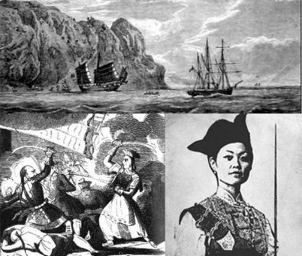 Ching Shih: Erkek Tarihte İsmi Dahi Olmayan Kadın Korsan
