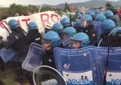 İtalya: NATO Tatbikatına Karşı Büyük Protesto