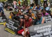 Sri Lanka: Tamil Tutsakların Açlık Grevine Destek İçin Genel Grev Başlatıldı