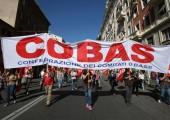 Birleşik Mücadele Deneyimleri: Taban Komiteleri Konfederasyonu (COBAS), İtalya