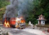 Nepal: Ablukaya Karşı Protestolar ve Genel Grev Düzenlendi