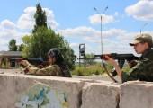 Lugansklı Kadın Militan: En İyi Nazi, Ölü Nazidir