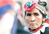 Şili: Mapuçhe Halkının Nicolasa Ninesi Öldü