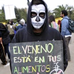 Şili, Arjantin ve Peru: TPP ve Monsanto'ya Karşı Eş Zamanlı Eylem