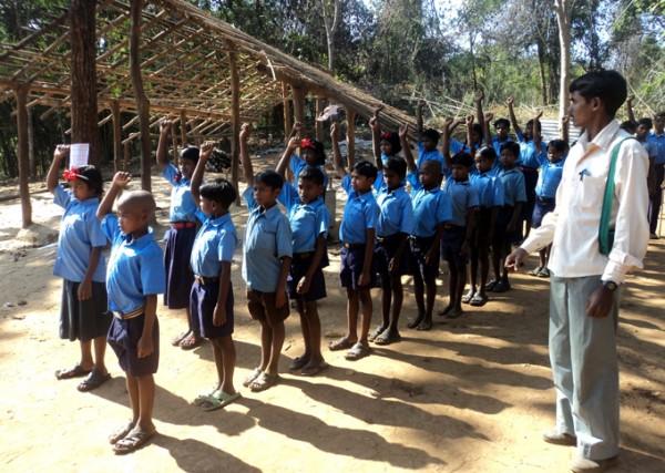 Janatana Sarkar (Halk Hükümeti) Okulları