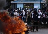 Ekvador: Kolej Öğrencileri Polisle Çatıştı