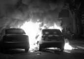 Almanya: Sönmeyen Ateş Hücreleri 9 Aracı Ateşe Verdi