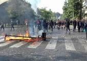 Şili: Genç Savaşçılar Günü'nde Devrimci Gençler Polisle Çatıştı