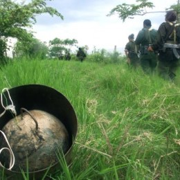 Kolombiya: ELN Petrol Boru Hattını Bombaladı