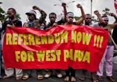 Batı Papua Halkı Özgürlük İstiyor [Foto Haber]