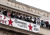 Fransa: Kültür İşçileri Tiyatroları İşgal Etti