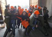 Şili: Öğrenciler Başkanlık Sarayını İşgal Etti