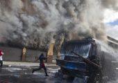 Şili: Öğrenciler Hükümet Karşıtı Protestolarda İsyanı Ateşledi