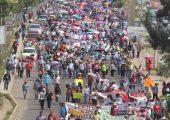 Meksika: Ülke Genelinde 100 Bin Öğretmen Greve Çıktı