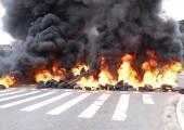 Brezilya Halk Cephesi ve Korkusuzlar Cephesi 9 Eyalette Yol Kesti