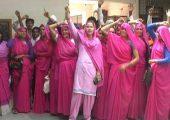 Hindistan: Gulabi Çetesi Kıtlığa ve Kuraklığa Karşı Yoksul Halkın Yanında Direnişi Yükseltiyor