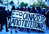 Yunanistan: Anarşistler Faşistleri Mahallelerinden Attı