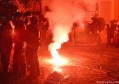 Almanya: İşgal Evi İçin Binlerce Kişi Polisle Çatıştı
