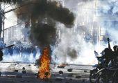 Bolivya: COB, Enatex Direnişini Genel Grev ve Yol Kesmeyle Sürdürüyor