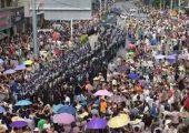 Çin: Su Kaynaklarını Kirletecek Çöp Yakma Tesisine Karşı Binler Polisle Çatıştı