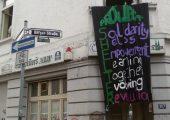 Almanya: Barınma Projesi İnisiyatifi'nden Afrikalı Göçmenler İçin İşgal Eylemi
