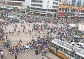 Bangladeş: Öğrenciler Arkadaşlarının Katilinin Tutuklanması İçin Yolları Kestiler